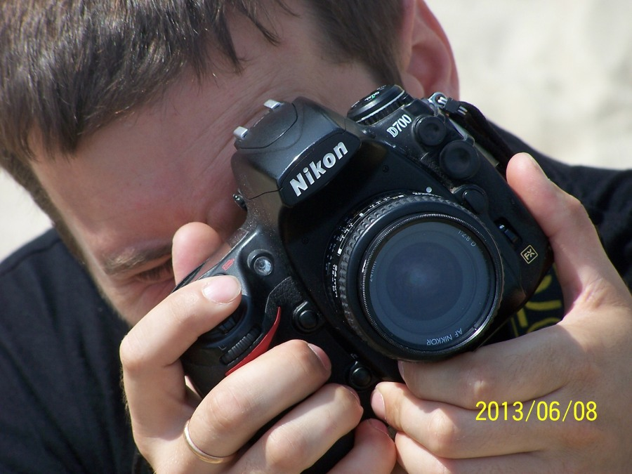 Warsztaty fotograficzne pt. Światło, czas i to trzecie - prowadzenie Tomasz Koryl - fot. Julia Antkowiak