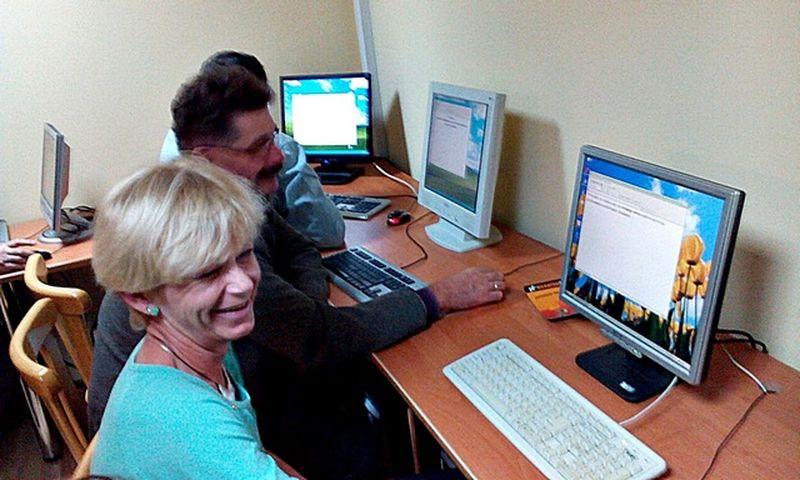 """""""Trzy pokolenia przy komputerze"""" - Programu Fundusz Inicjatyw Obywatelskich - """"Wielkopolska Wiara"""""""