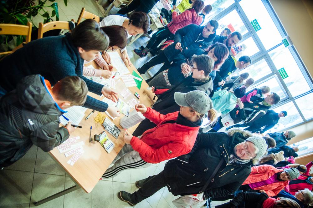 Akcja charytatywna Sportowe Serce 2018 fot. Tomasz Koryl TOK_3994