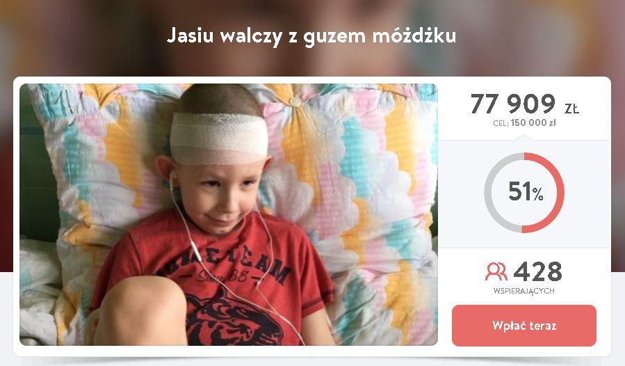 Jasiu Bieniek Obrzycko 2017 – pomagamy