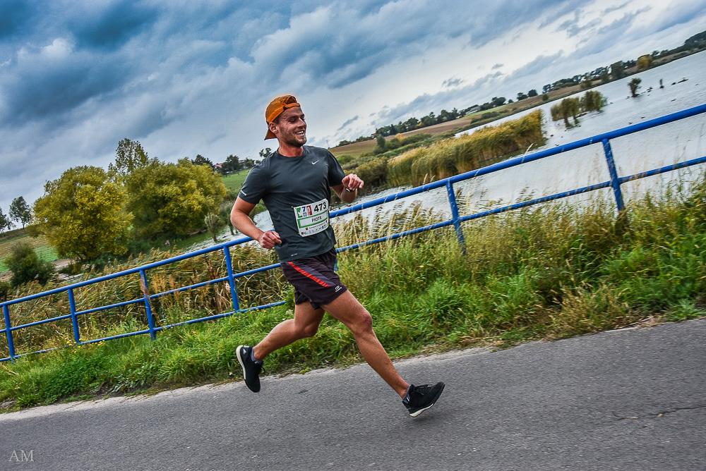 7 Hochland Półmaraton Doliną Samy I Pyrlandzka Dycha, Kaźmierz 2019-09-29. fot