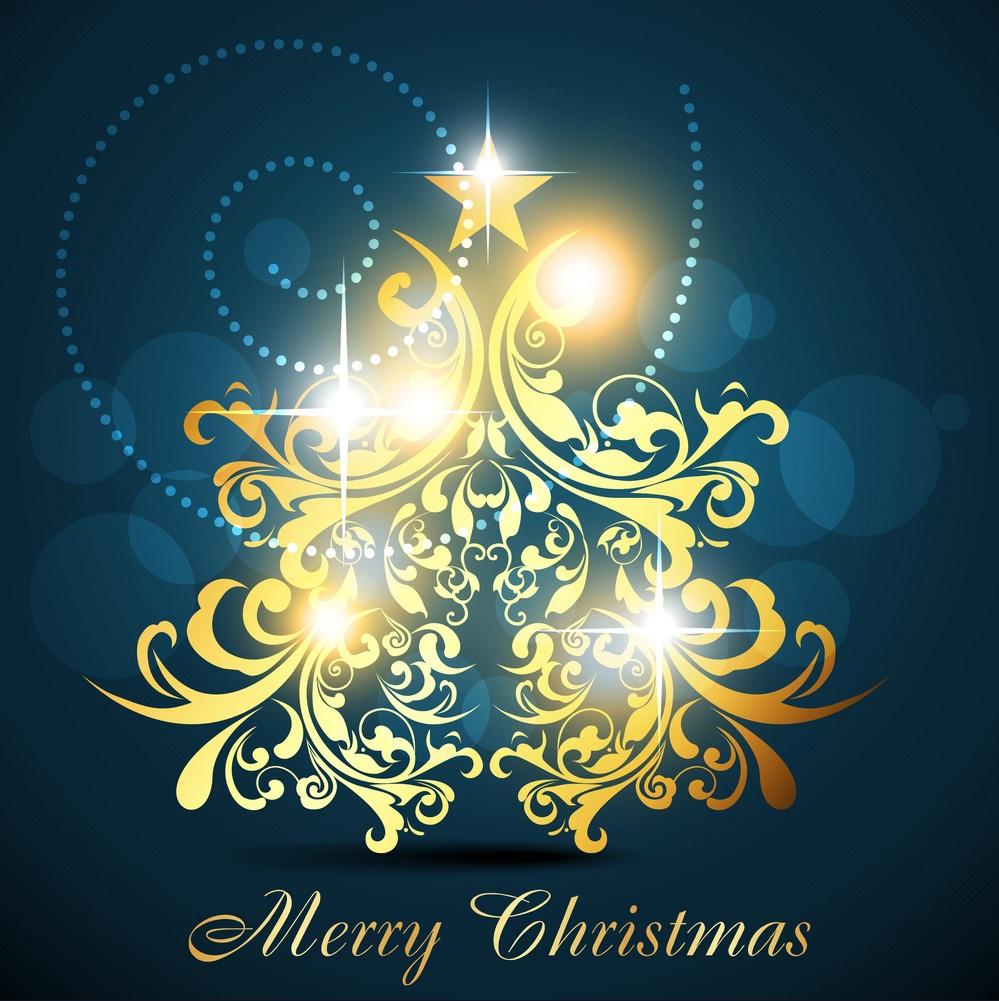 artistic-christmas-design-vector-4597350